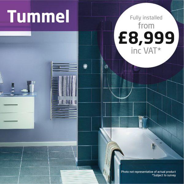 Haddow Bathrooms Tummel bathroom suite